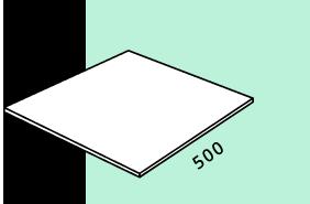 Квадратная форма 500 на 500